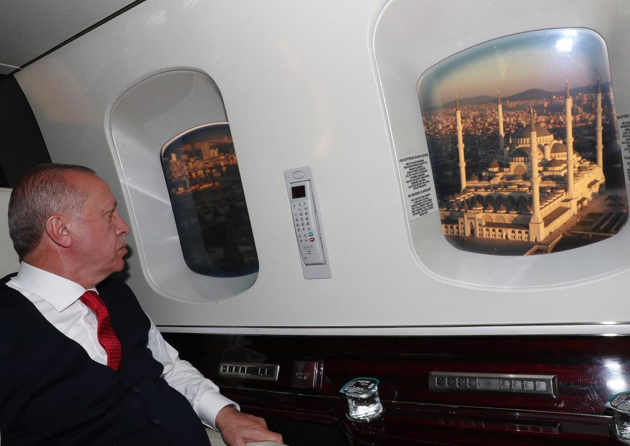 أول زيارة خارجية.. أردوغان يسافر الخميس إلى دولة عربية