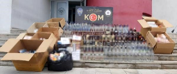 أضنة..اعتقال مواطن سوري بعد ضبط مواد مهربة بكميات كبيرة