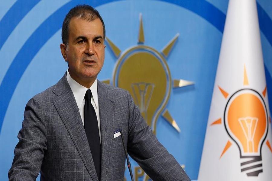 العدالة والتنمية التركي يشدد على ضرورة تشكيل إطار قانوني لمواقع التواصل