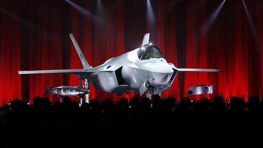 """الشركات التركية ستواصل إنتاج أجزاء بالمقاتلة """"F-35"""" لنهاية 2022"""