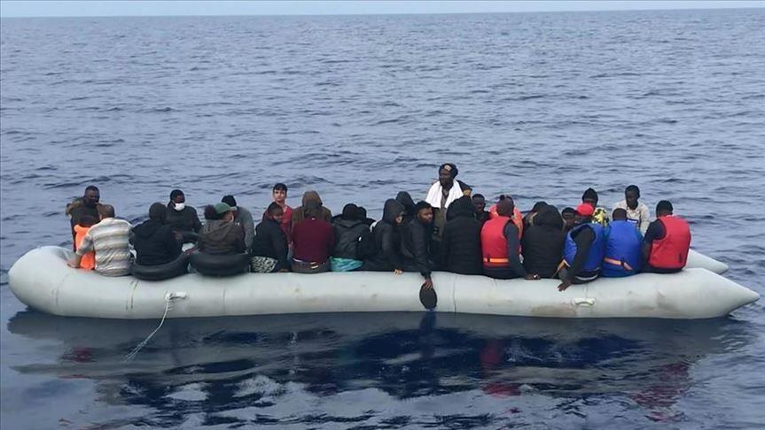 تركيا..إنقاذ 36 طالب لجوء وانتشال جثة