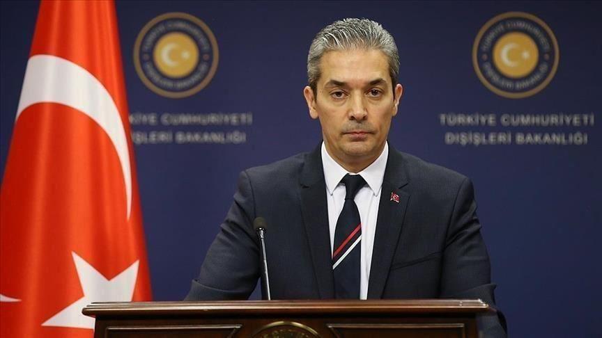 الخارجية التركية: لا صلاحية لأي أحد باستبعاد تركيا من المتوسط