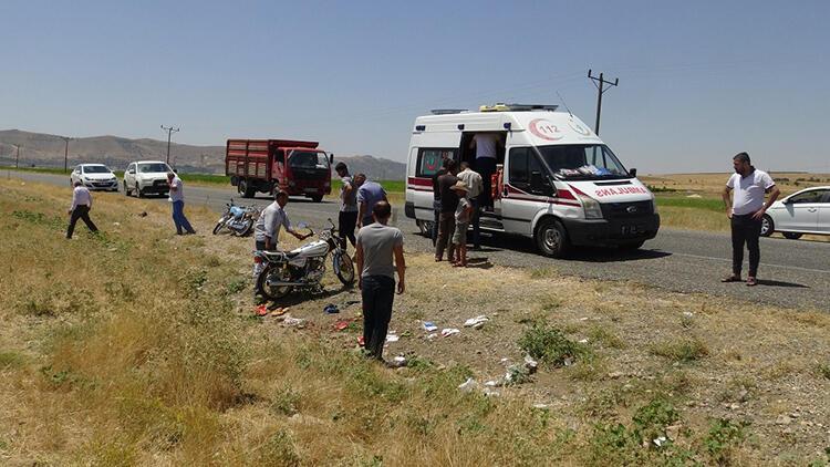 خمسيني سوري يلقى حتفه إثر تصادم دراجتين ناريتين في ولاية باطمان