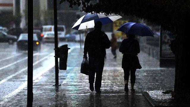 الأرصاد الجوية التركية تحذر من هطول أمطار مصحوبة بعواصف في 9 ولايات
