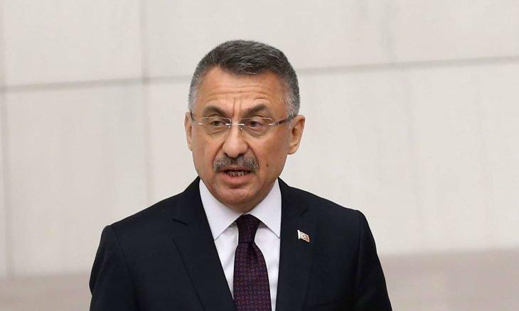 """نائب أردوغان: اتهامات اليونان لتركيا بأنها دولة احتلال """"دعاية مضحكة"""""""