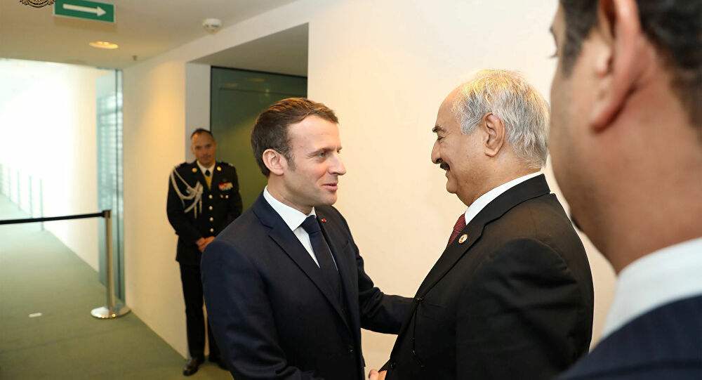 موقع فرنسي: اجتماع مرتقب في باريس لمحاصرة الدور التركي في ليبيا
