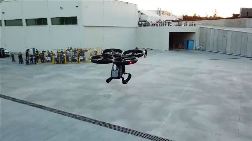 """""""جزري"""".. سيارة تركية طائرة تستكمل أولى اختبارات التحليق بنجاح  (فيديو)"""