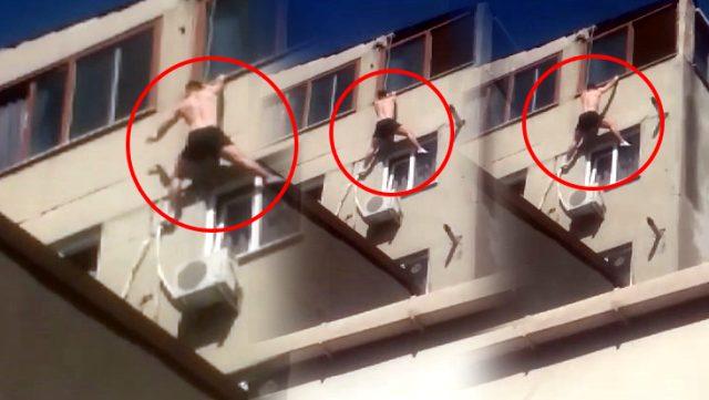 مقتل شاب أمريكي إثر سقوطه من الطابق السابع في إسطنبول