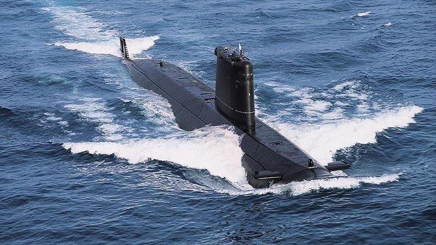 الدفاع التركية: نجاح عمليات إطلاق طوربيد للتدريب من الغواصات