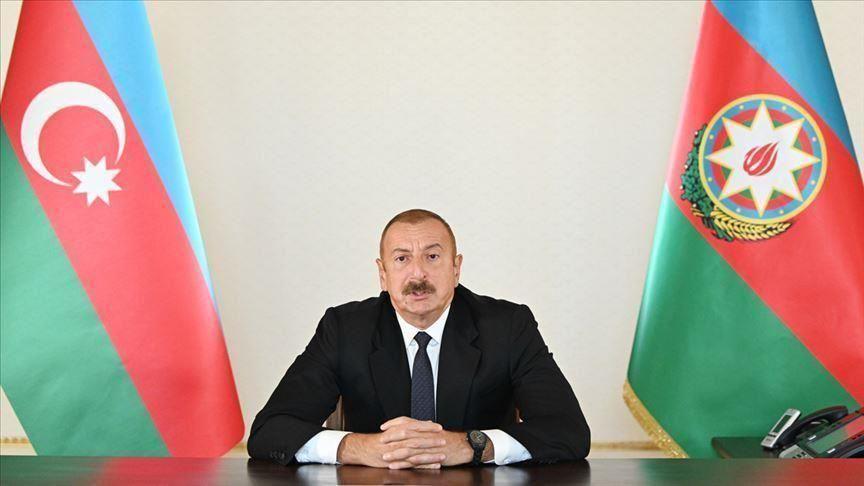 رئيس أذربيجان: تركيا ليست طرفًا في الصراع مع أرمينيا
