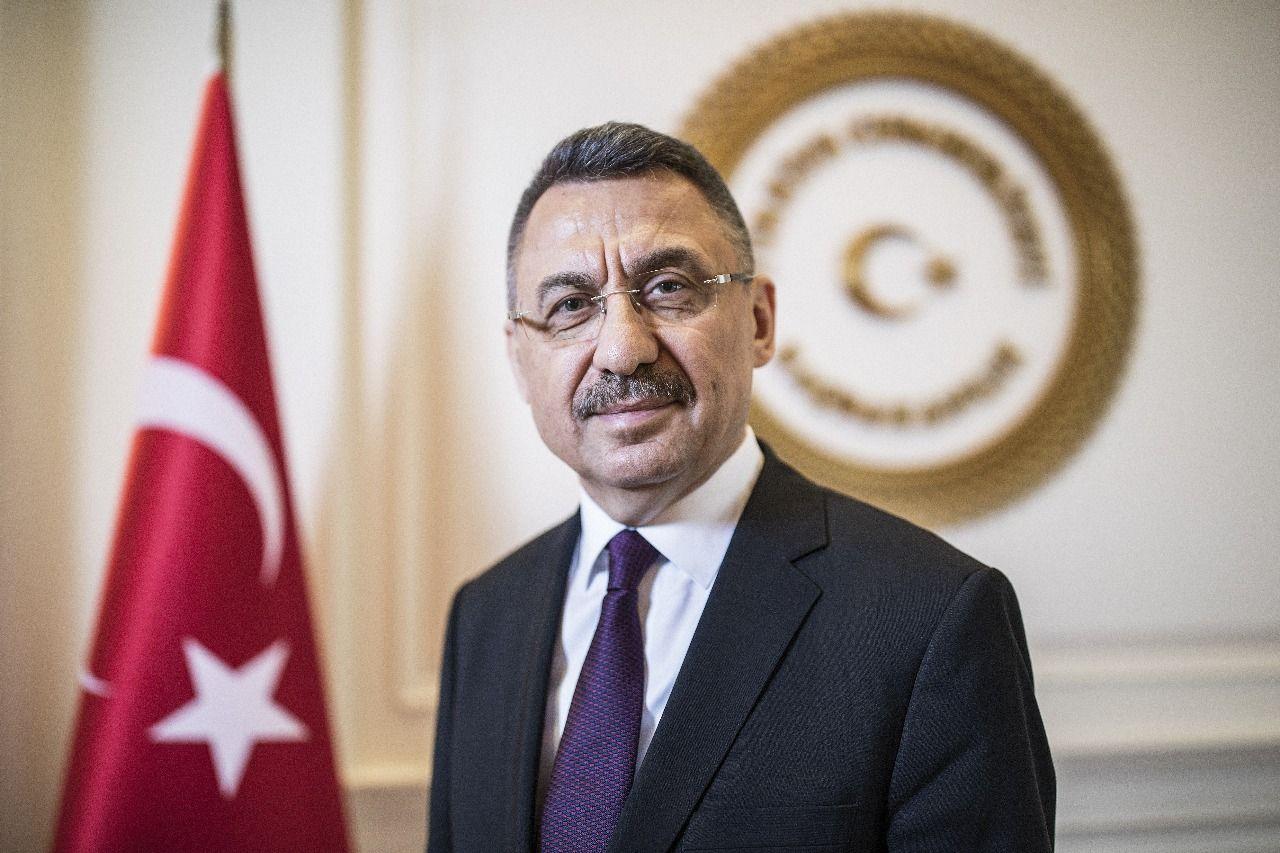 """نائب أردوغان يدين استهداف سيارة لـ""""الهلال الأحمر التركي"""" في سوريا"""