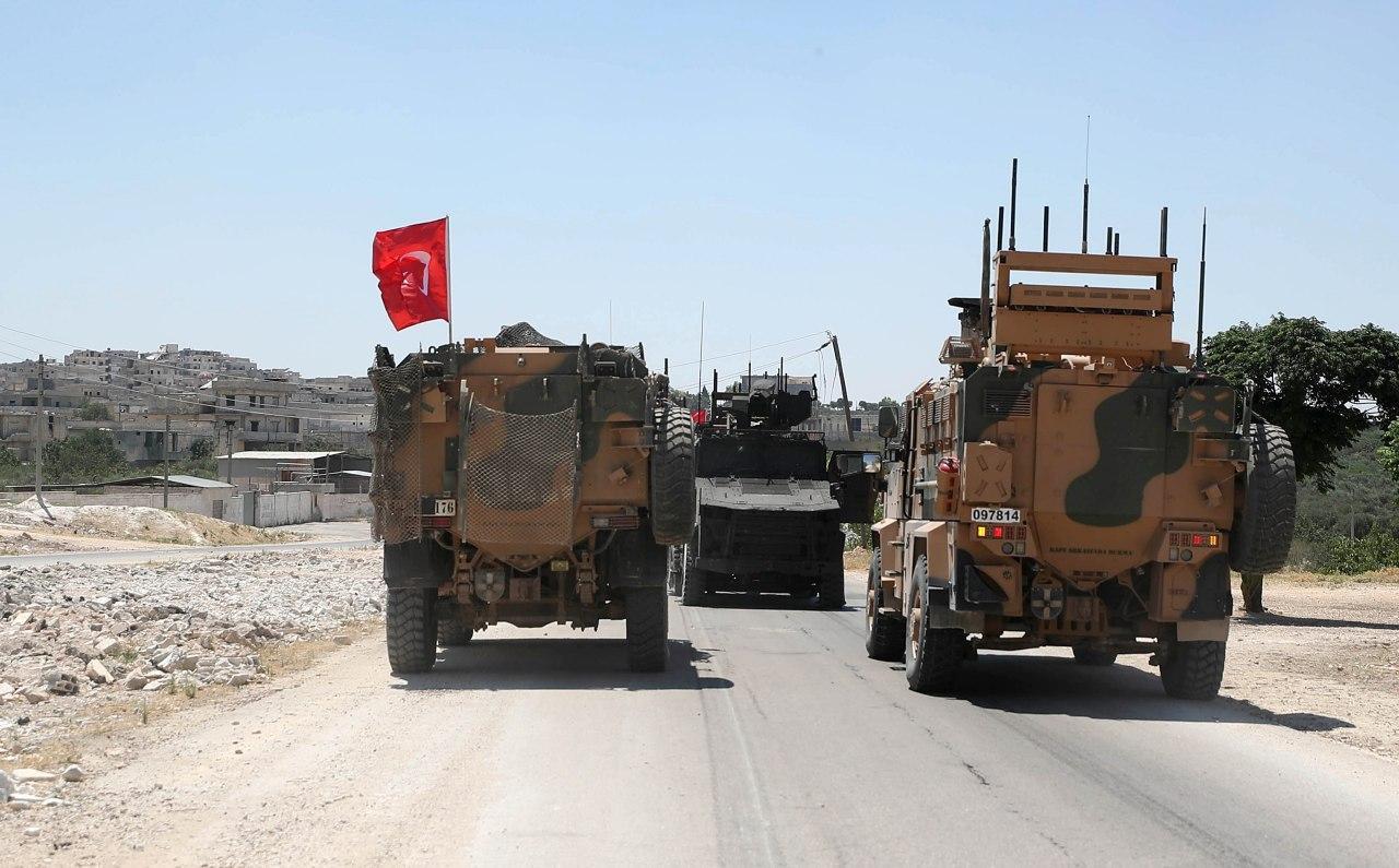 من المستفيد من مهاجمة القوات التركية في محافظة إدلب ؟