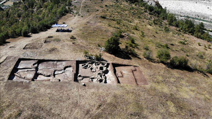 """تركيا.. العثور على معبد أثري في """"قسطمونو"""""""