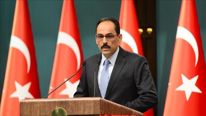 المتحدث الرسمي باسم الرئاسة التركية يعلن إصابته بفيروس كورونا