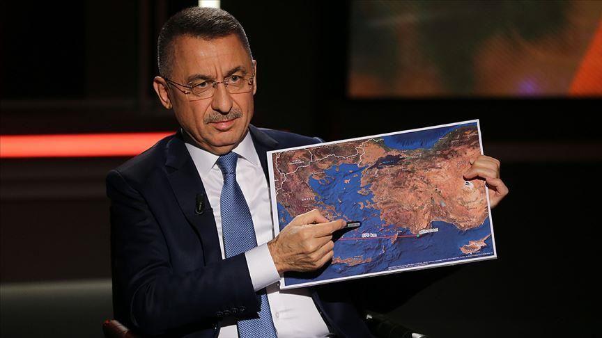 أقطاي: تركيا لن تتنازل عن شبر من أراضيها لأي كان