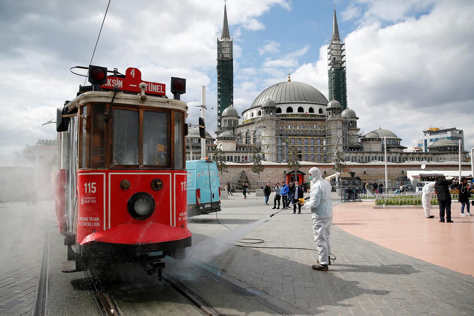 المجلس العلمي بوزارة الصحة: سكان إسطنبول معرضون لخطر الإصابة بكورونا ضعف أهالي باقي الولايات