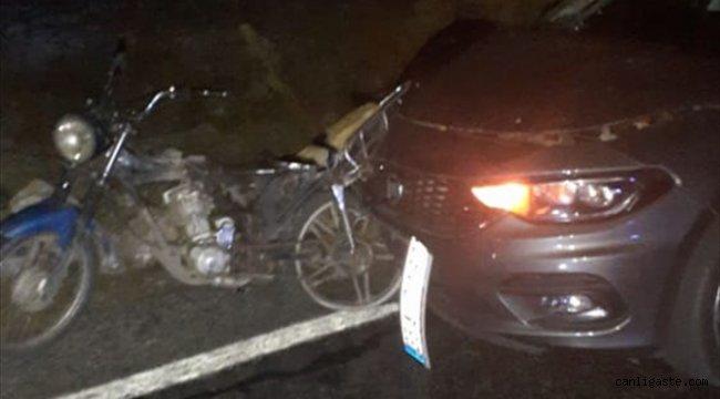 لاجئ سوري يلقى مصرعه بحادث تصادم بولاية آيدين