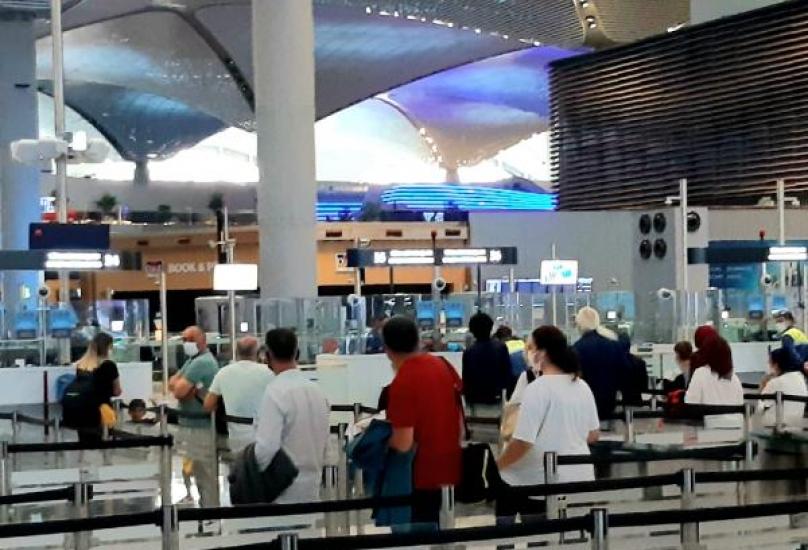 خلال 9 أشهر.. مطارات إسطنبول تستضيف 30 مليون مسافر