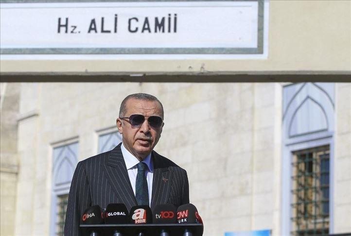 """أردوغان: اختبارات """"إس 400"""" جرت بالفعل وموقف واشنطن لا يهمنا"""