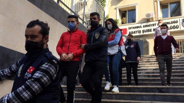 إسطنبول.. القبض على زوجين سوريين اقتحما منزل عائلة سورية وسرقا مصاغاً ذهبياً