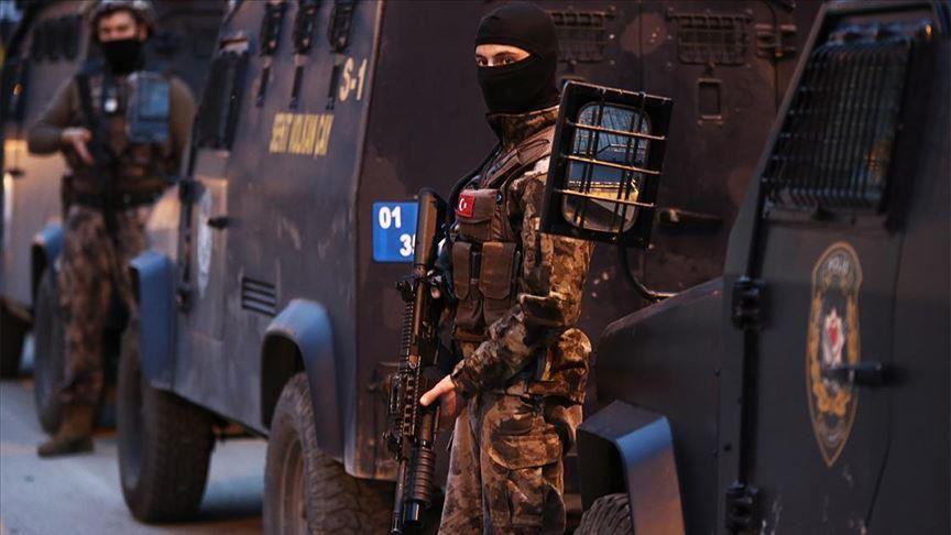 عملية أمنية ضد خلايا تنظيم الدولة بإسطنبول