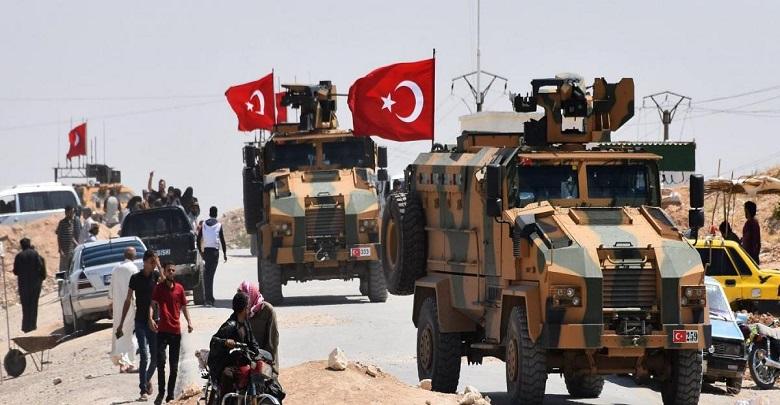 الجيش التركي يبدأ بإخلاء ثاني نقاط المراقبة المحاصرة بمناطق نظام الأسد