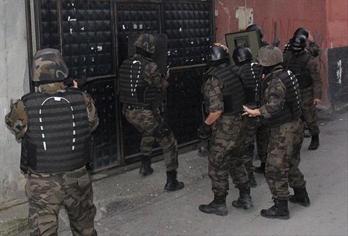 """في حملة ضد """"بي كا كا"""".. السلطات التركية تعتقل المئات في عدد من الولايات"""