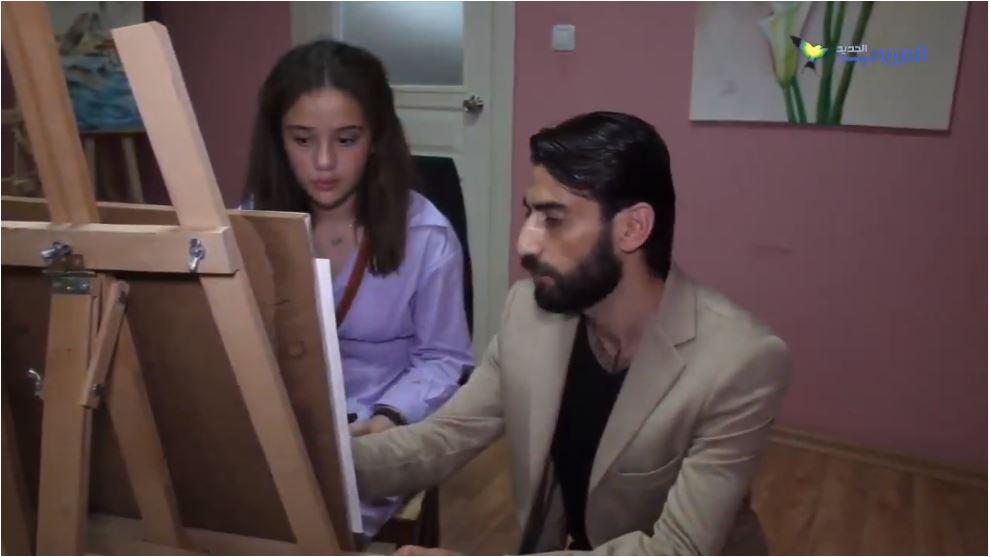 سوري يؤسس مركزاً لتعليم الفنون التشكيلية في تركيا
