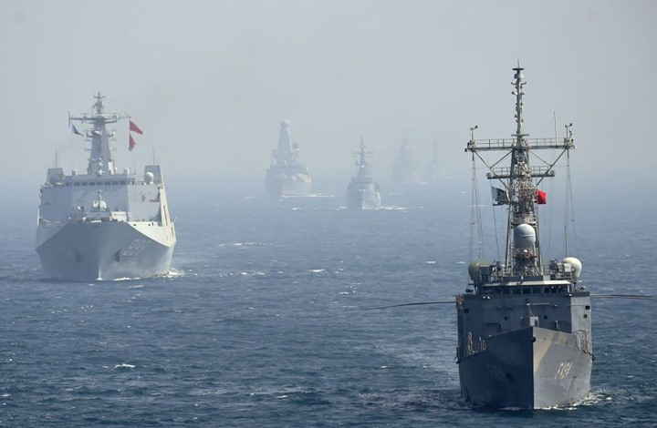 جاويش أوغلو : سنرد في الميدان على تفتيش سفينتنا