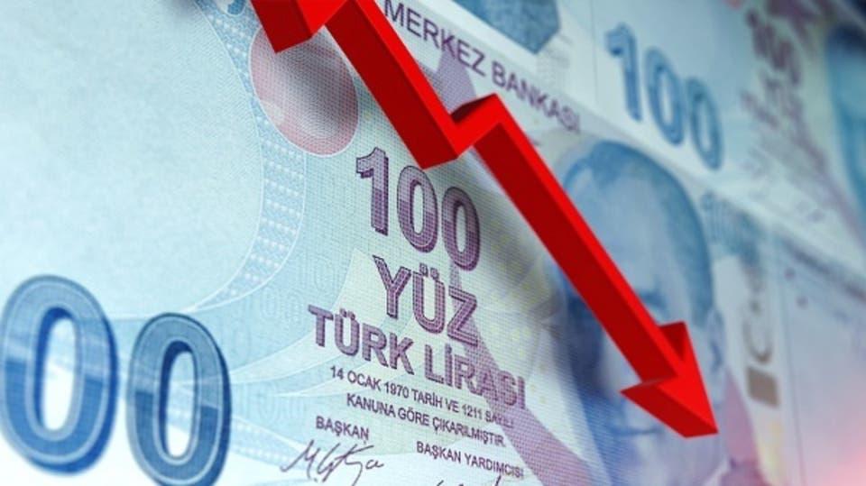 الليرة التركية تعود إلى مسلسل الهبوط أمام الدولار الأمريكي