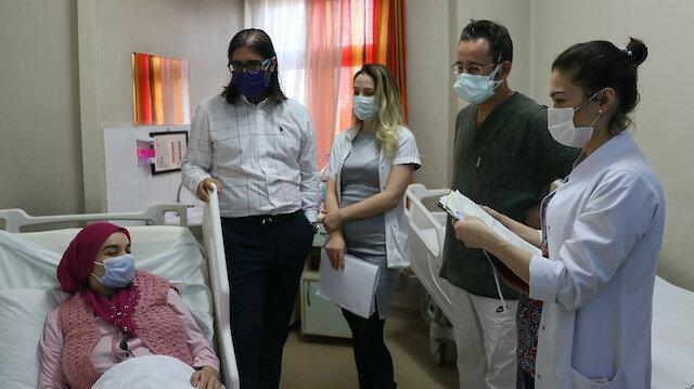 في ظاهرة نادرة.. امرأة تركية برحمَين تنجب توأمًا