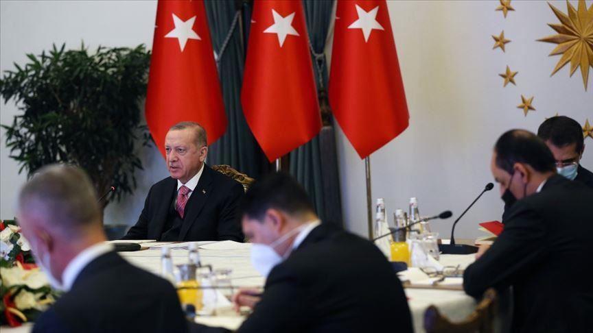 أردوغان يعلق على انتصار أذربيجان بقره باغ ويتطرق للوضع بسوريا.. ماذا قال؟