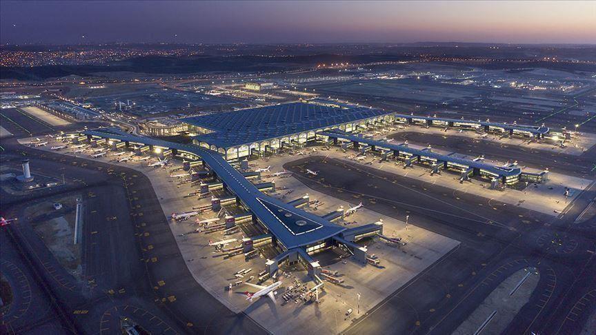 72 مليون راكب يسافرون عبر مطار إسطنبول