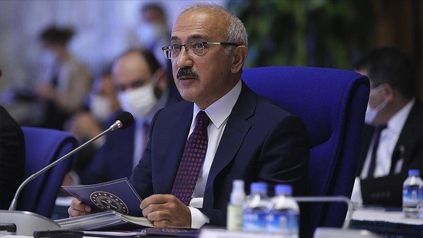 وزير الخزانة التركي: السياسات النقدية من مهام البنك المركزي