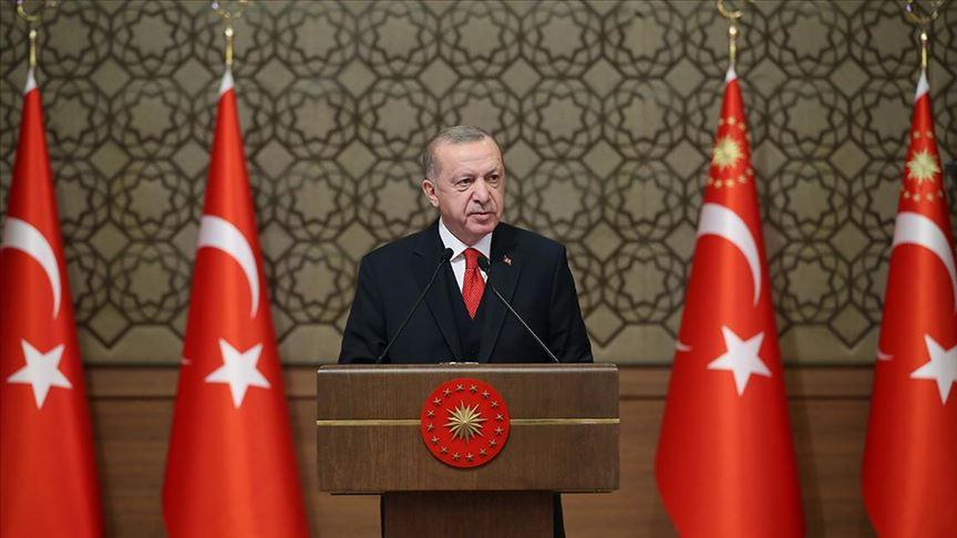 أردوغان: أطلقنا حملة إصلاحات متعددة ولهذه الأسباب منعنا التدخين..