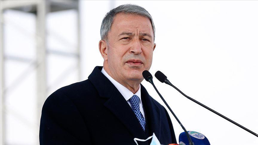 """أكار: أرمينيا تزرع الألغام قبيل انسحابها من """"قره باغ"""""""