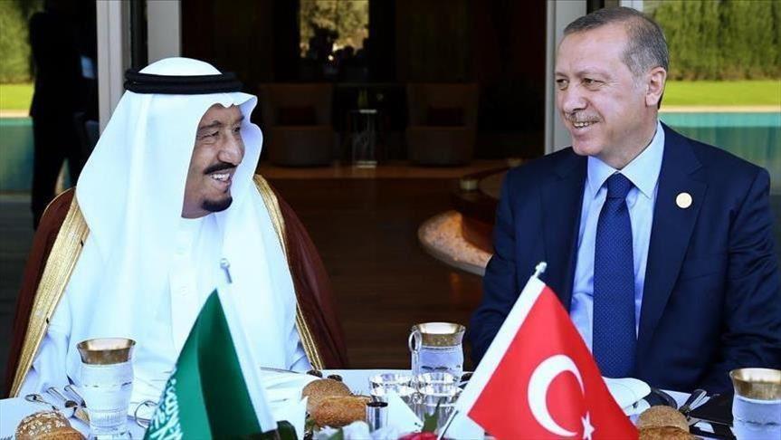 ما فحوى اتصال العاهل السعودي بالرئيس التركي مساء أمس ؟