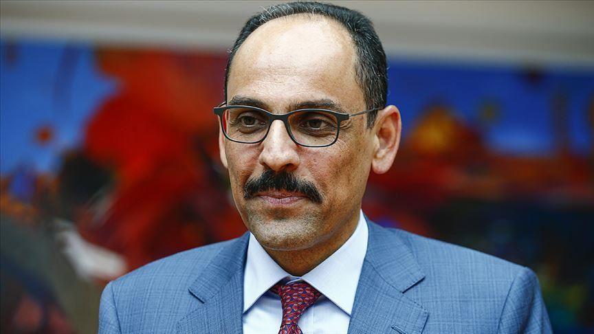 """قالن: عضوية تركيا في الاتحاد الأوروبي """"أولوية استراتيجية"""""""