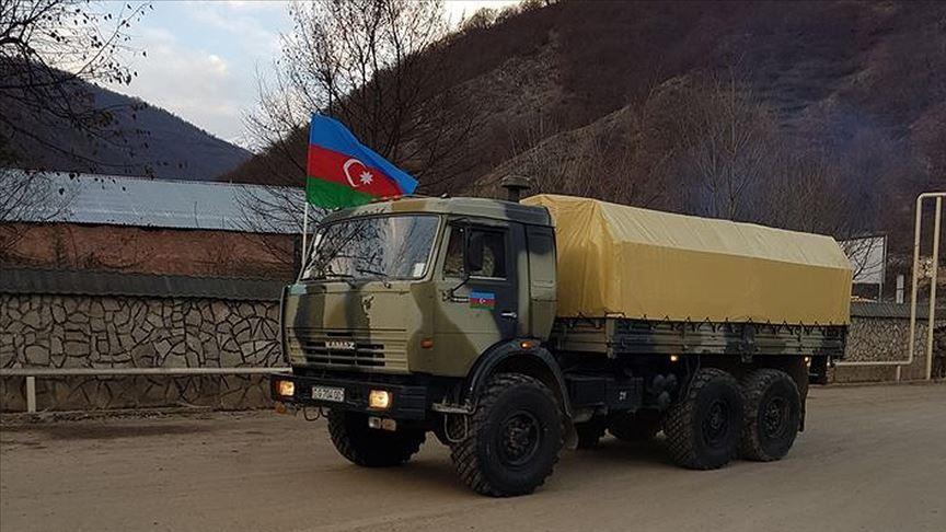 """وزارة الدفاع التركية: الجيش الأذربيجاني يدخل """"كلبجار"""""""
