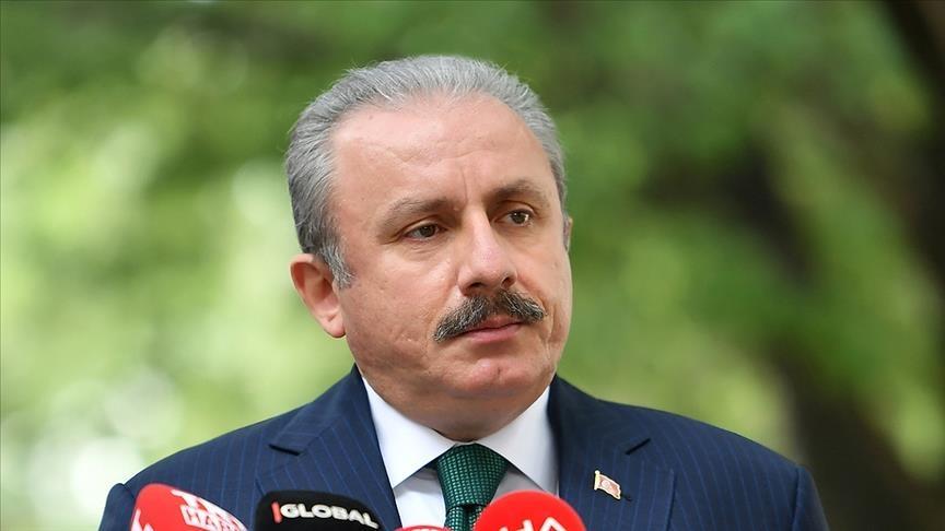 رئيس البرلمان التركي: قضية القدس أهم قضايا القرن العشرين