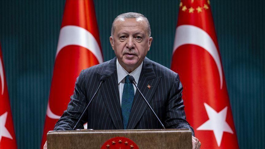 أردوغان: عازمون على وصول تركيا لمكانة مرموقة في عالم ما بعد كورونا