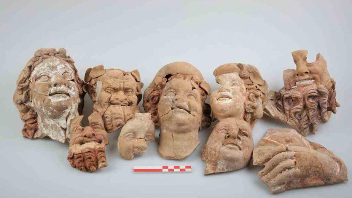 زونغولداق التركية.. العثور على آثار وكتابات قبل الميلاد