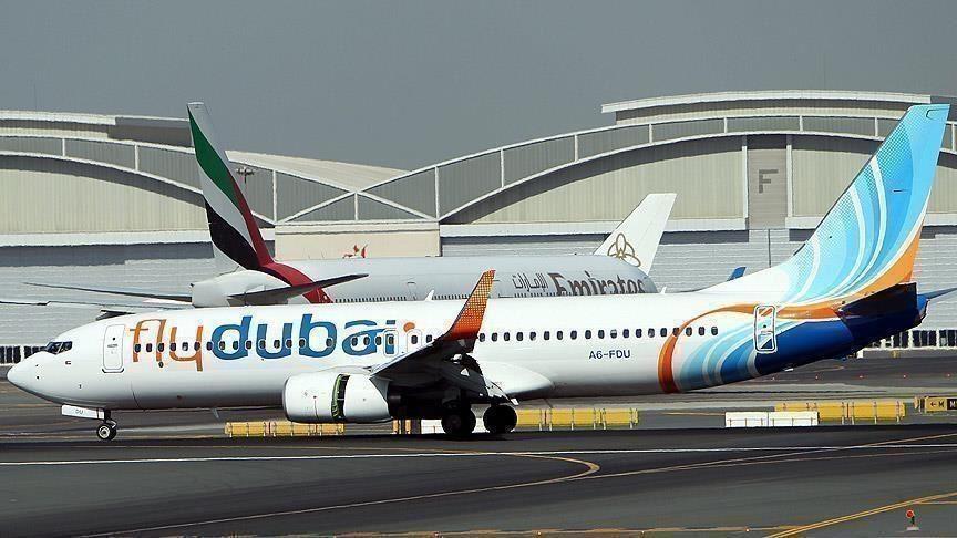 """""""فلاي دبي"""" تستأنف رحلاتها الجوية مع إسطنبول بعد أيام"""