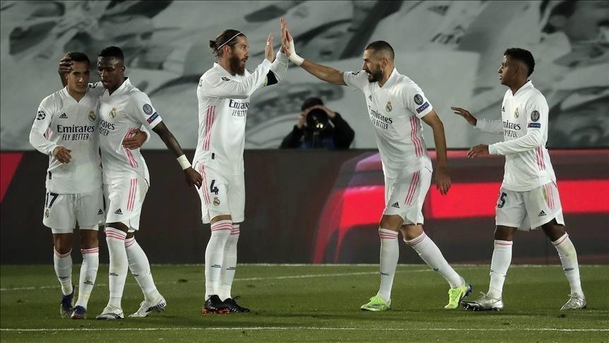 ريال مدريد يتجاوز بلباو ويقترب من الصدارة