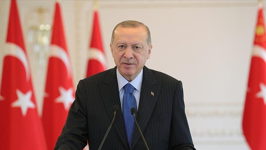 أردوغان: تركيا متمسكة بحقوقها السيادية ولن تخضع لأحد