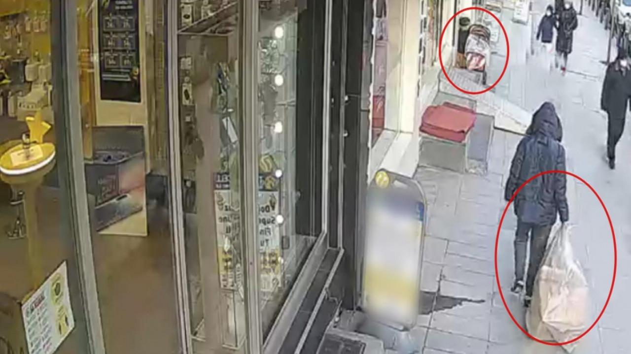 """محاولة اختطاف طفل سوري في """"سلطان غازي"""" بإسطنبول (فيديو)"""