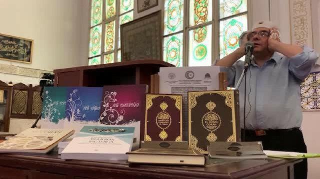 بينها مصاحف.. تركيا تزود مسلمي الأرجنتين بـ 7 آلاف كتاب ديني