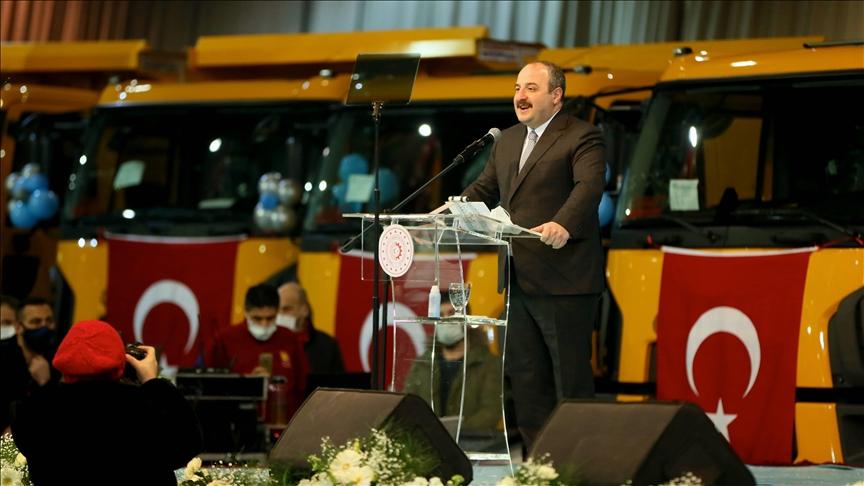 """وزير تركي: """"فورد أوتوسان"""" ستساهم في اقتصادنا بـ2 مليار يورو"""
