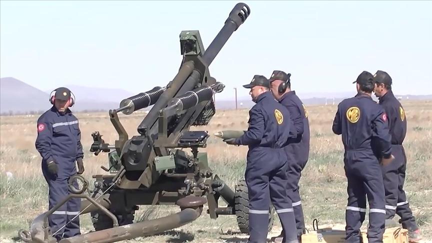 """تركيا.. اختبارات ناجحة لنظام الإطلاق في مدفع """"بوران"""""""