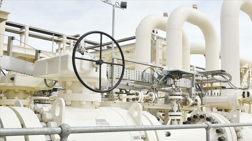 تركيا: سنجني 1.5 مليار دولار سنوياً من خط الغاز العابر للأناضول